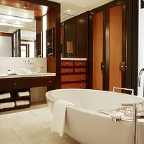 (Premier) Marina Room Badezimmer - One&Only Cape Town