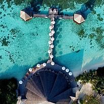 Matheefaru Restaurant - Hideaway Beach Resort & Spa