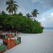 Meeru Restaurant - Constance Halaveli Resort