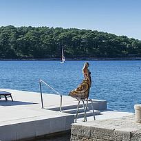 Meerzugang - Villa Hortensia