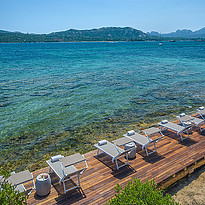 Meerzugang - Villa del Golfo Lifestyle Resort