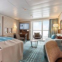 Mein Schiff 4 - Junior Suite Balkon