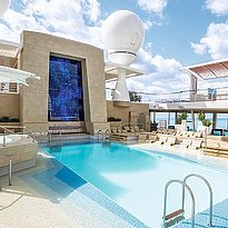 Mein Schiff 5 - Swimming Pool