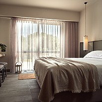 Evergreen Retreat with Terrace or Balcony - Numo Ierapetra Beach Resort