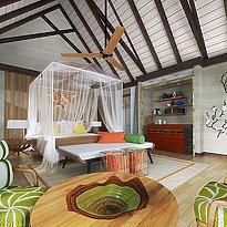Earth Villa - OZEN at Maadhoo