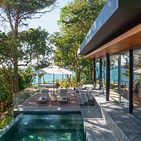 Ocean Pool Villa - Six Senses Krabey Island