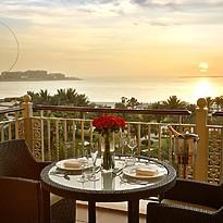Ocean View Balkonbeispiel - The Ritz-Carlton, Dubai