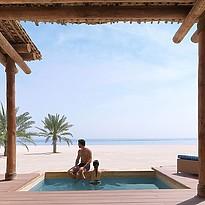 One Bedroom Beach Pool Villa - Anantara Al Yamm Villa Resort