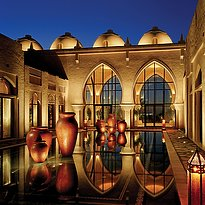 Innenhof - One&Only Royal Mirage - Arabian Court