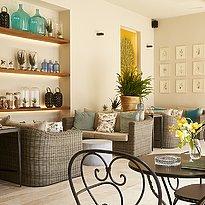 Orangerie Lobby - MarBella Nido Suite Hotel & Villas