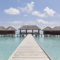 Overwater Spa - Conrad Maldives Rangali Island