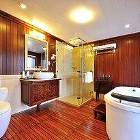 Paradise Peak - Superior Suite Badezimmer