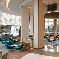 Pearl Lounge Lobby