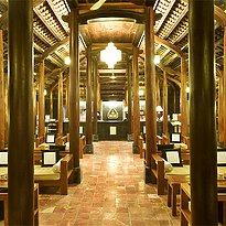 Pilgrimage Village Boutique Resort & Spa - Lobby