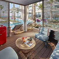 Pool Cabana (gegen Gebühr) - Mandarin Oriental