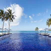 Pool - Conrad Maldives Rangali Island