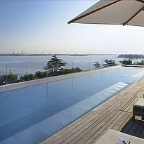 Pool Dachterrasse - JW Marriott Venice Resort & Spa