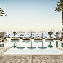 Pool Deck - Nobu Hotel Ibiza Bay