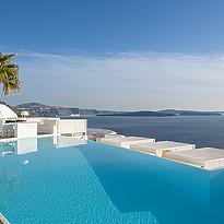 Pool - Kirini Suites & Spa