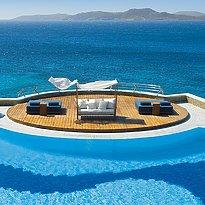 Pool - Mykonos Grand Hotel & Resort