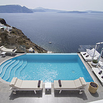 Pool - Santorini Secret Suites & Spa