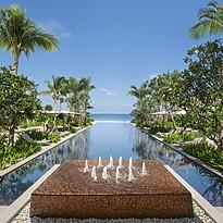 Pool - Waldorf Astoria Maldives Ithaafushi