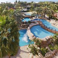 Poolbereich - The Ritz-Carlton, Dubai