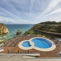 Pools - Tivoli Carvoeiro Algarve Resort