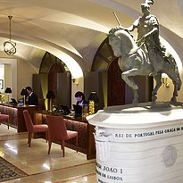 Pousada de Lisboa - Lobby