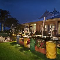 Private Dining The Ritz-Carlton, Bahrain Villas