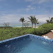 Private Plunge Pool - Zawadi Hotel Zanzibar