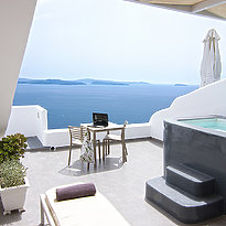 Pure Suite - Santorini Secret Suites & Spa