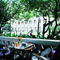 Raffles Hotel - Courtyard Suite Terrasse