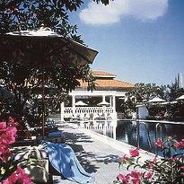 Raffles Hotel - Swimming Pool