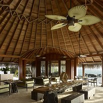 Restaurant Sea Grill - Dusit Thani Maldives