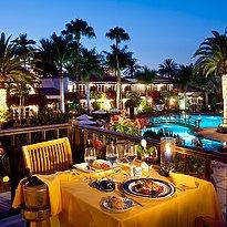 Restaurant - Seaside Grand Hotel Residencia