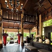 Rezeption - Anantara Mai Khao Phuket Villas