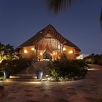 Rezeption - Gold Zanzibar Beach House & Spa
