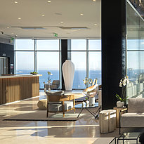 Rezeption - Hotel Bellevue Dubrovnik
