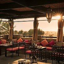 Rooftop Lounge - Bab Al Shams Desert Resort