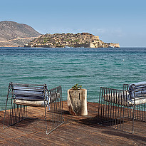 Ruhezone Strand - Domes of Elounda, Autograph Collection