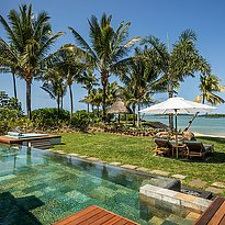 Sanctuary Beach Pool Villa - Four Seasons Resort Mauritius at Anahita