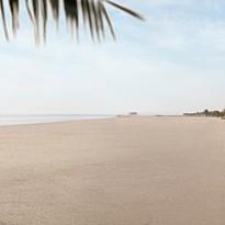 Strandspaziergang - Anantara Al Yamm Villa Resort