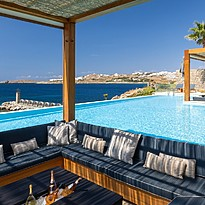 Oasis Pool Lounge - Santa Marina, A Luxury Collection Resort, Mykonos