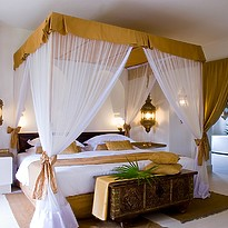 Schlafzimmer - Baraza Resort & Spa