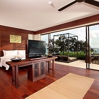 Schlafzimmer Ocean Pool Suite - Paresa Phuket