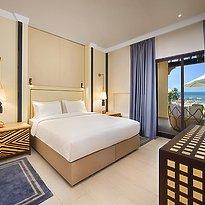 Schlafzimmer der Villa - Hilton Ras Al Khaimah Resort & Spa