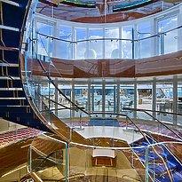 Seabourn Encore - Atrium