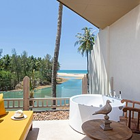 Seaside Junior Suite - Devasom Khao Lak