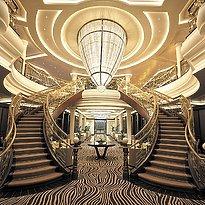 Seven Seas Explorer - Atrium